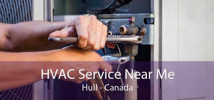 HVAC Service Near Me Hull - Canada