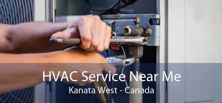HVAC Service Near Me Kanata West - Canada