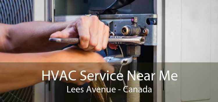 HVAC Service Near Me Lees Avenue - Canada