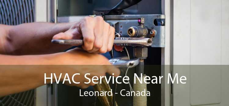 HVAC Service Near Me Leonard - Canada