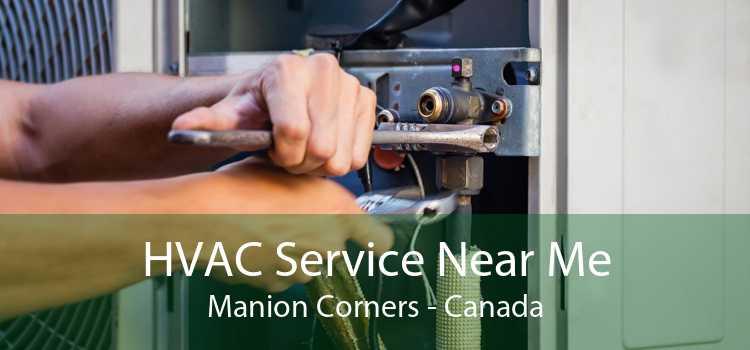 HVAC Service Near Me Manion Corners - Canada