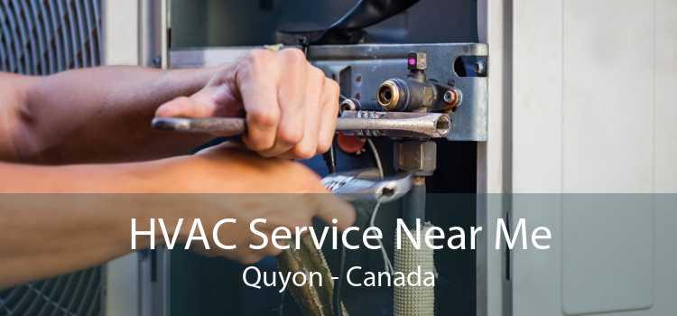HVAC Service Near Me Quyon - Canada