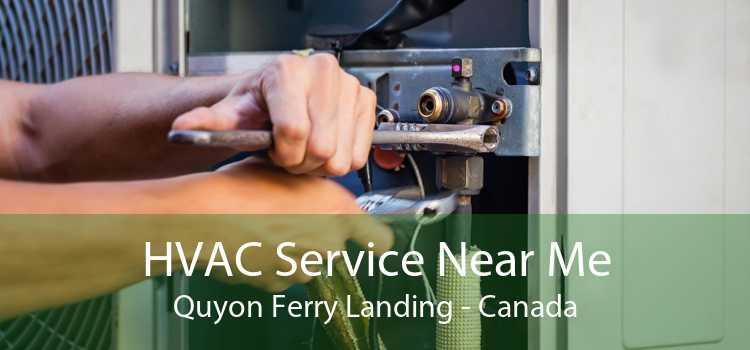HVAC Service Near Me Quyon Ferry Landing - Canada