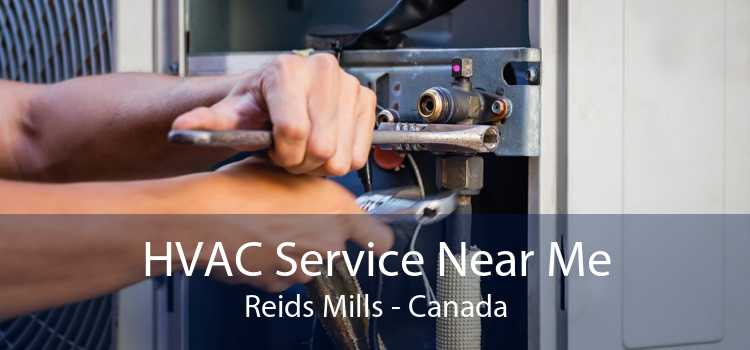 HVAC Service Near Me Reids Mills - Canada