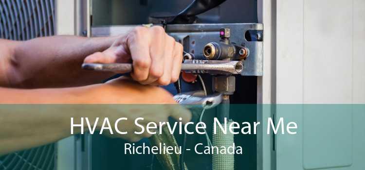 HVAC Service Near Me Richelieu - Canada