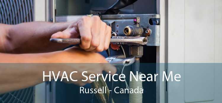 HVAC Service Near Me Russell - Canada