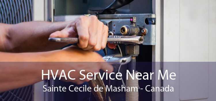 HVAC Service Near Me Sainte Cecile de Masham - Canada