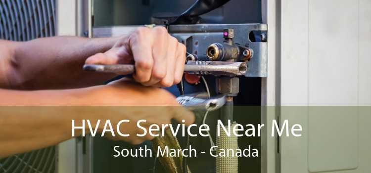 HVAC Service Near Me South March - Canada
