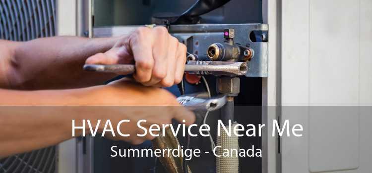 HVAC Service Near Me Summerrdige - Canada