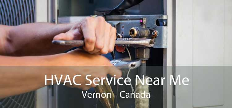 HVAC Service Near Me Vernon - Canada