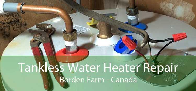 Tankless Water Heater Repair Borden Farm - Canada