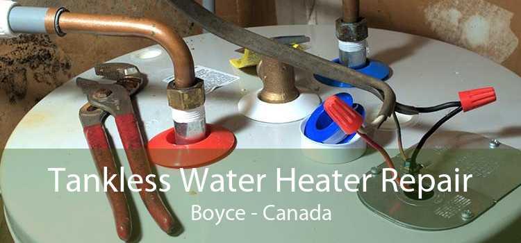 Tankless Water Heater Repair Boyce - Canada