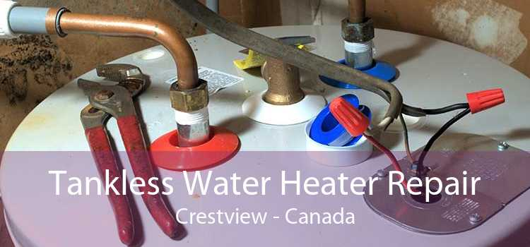 Tankless Water Heater Repair Crestview - Canada