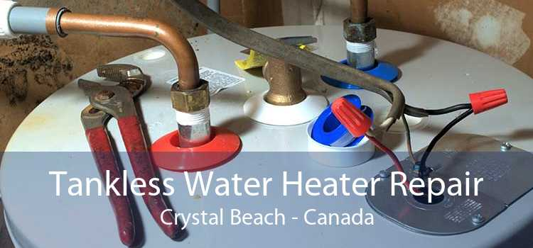 Tankless Water Heater Repair Crystal Beach - Canada