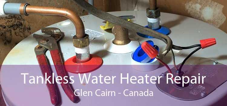 Tankless Water Heater Repair Glen Cairn - Canada
