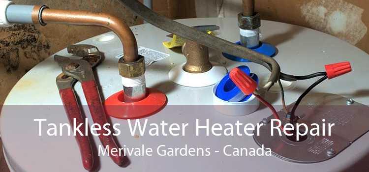 Tankless Water Heater Repair Merivale Gardens - Canada