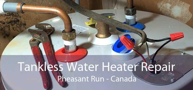Tankless Water Heater Repair Pheasant Run - Canada