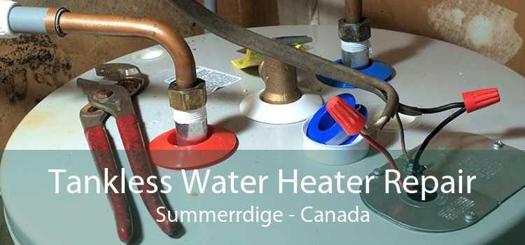 Tankless Water Heater Repair Summerrdige - Canada